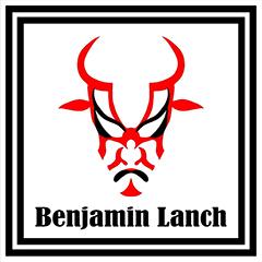 ベンジャミンランチロゴ